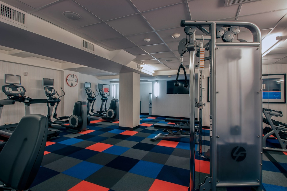 Sports Facility, Residence Inn by Marriott New York Manhattan/Midtown East