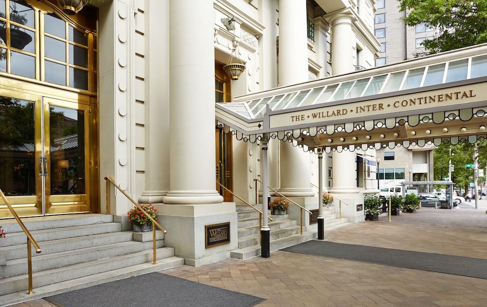 Willard InterContinental Washington: 2019 Room Prices $219, Deals & Reviews | Expedia
