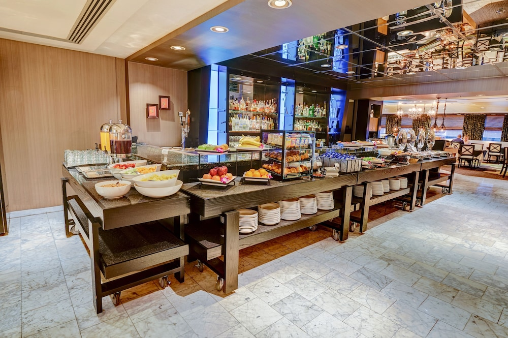 Breakfast Area, Hotel Nikko San Francisco