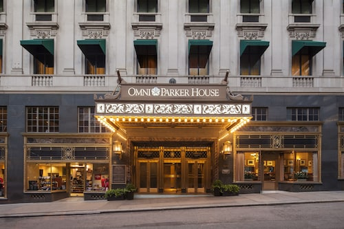 Great Place to stay Boston Omni Parker House Hotel near Boston