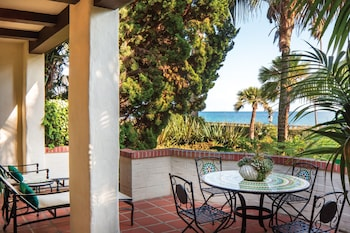 Anacapa One Bedroom Suite King Bed - Terrace/Patio