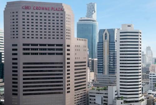 皇冠假日曼谷隆比尼麗園飯店