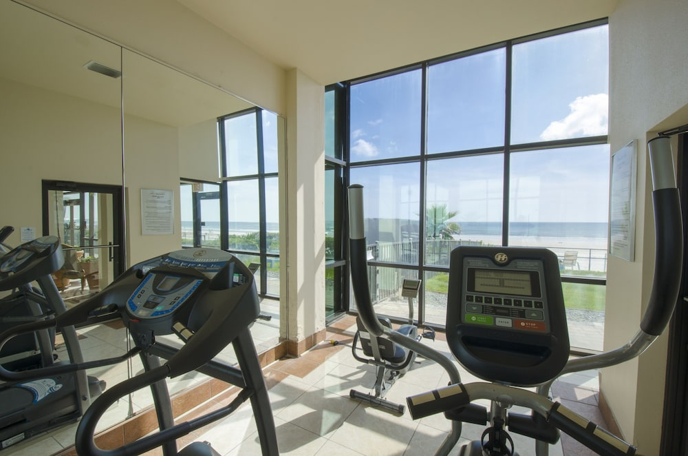 Fitness Facility, Daytona Beach Oceanside Inn