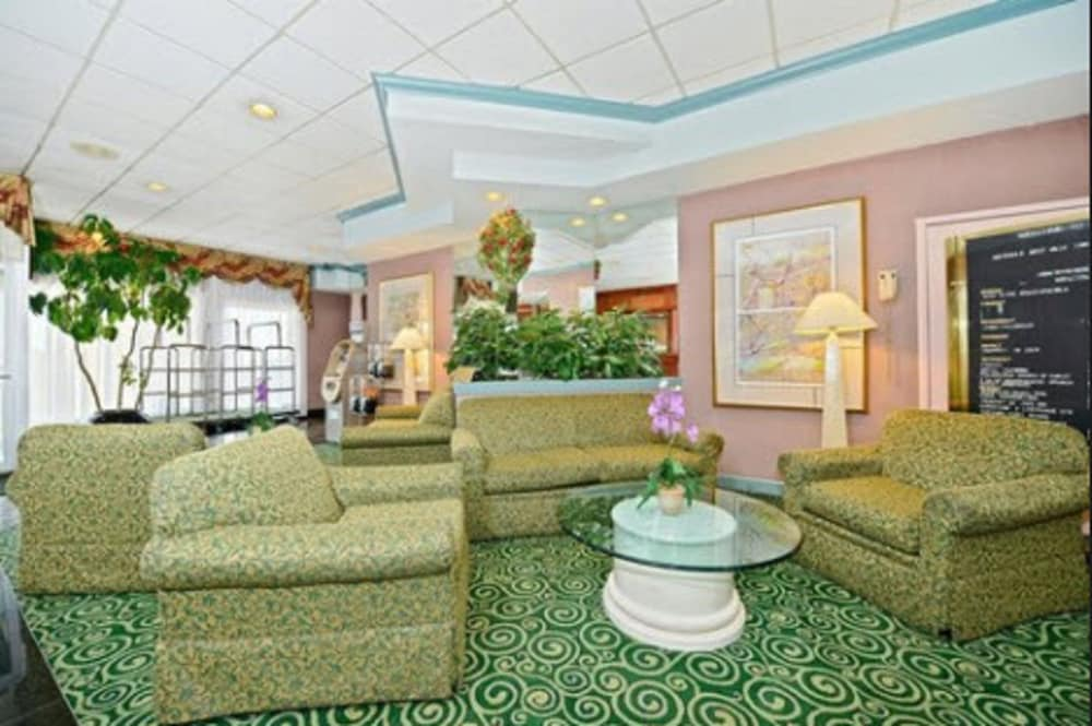 Lobby, Americas Best Value Inn Baltimore