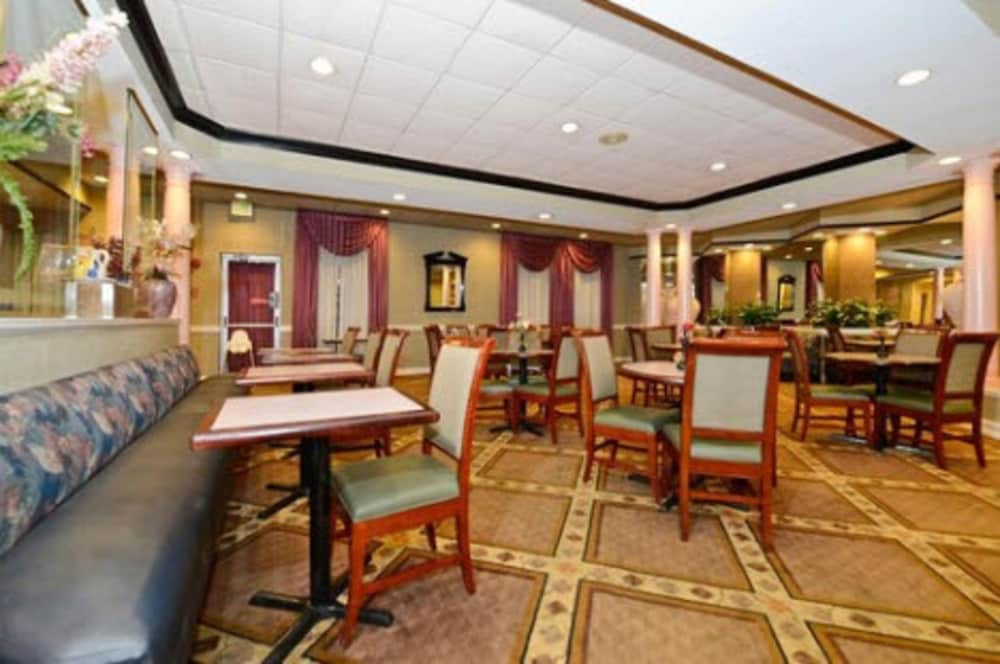 Breakfast Area, Americas Best Value Inn Baltimore
