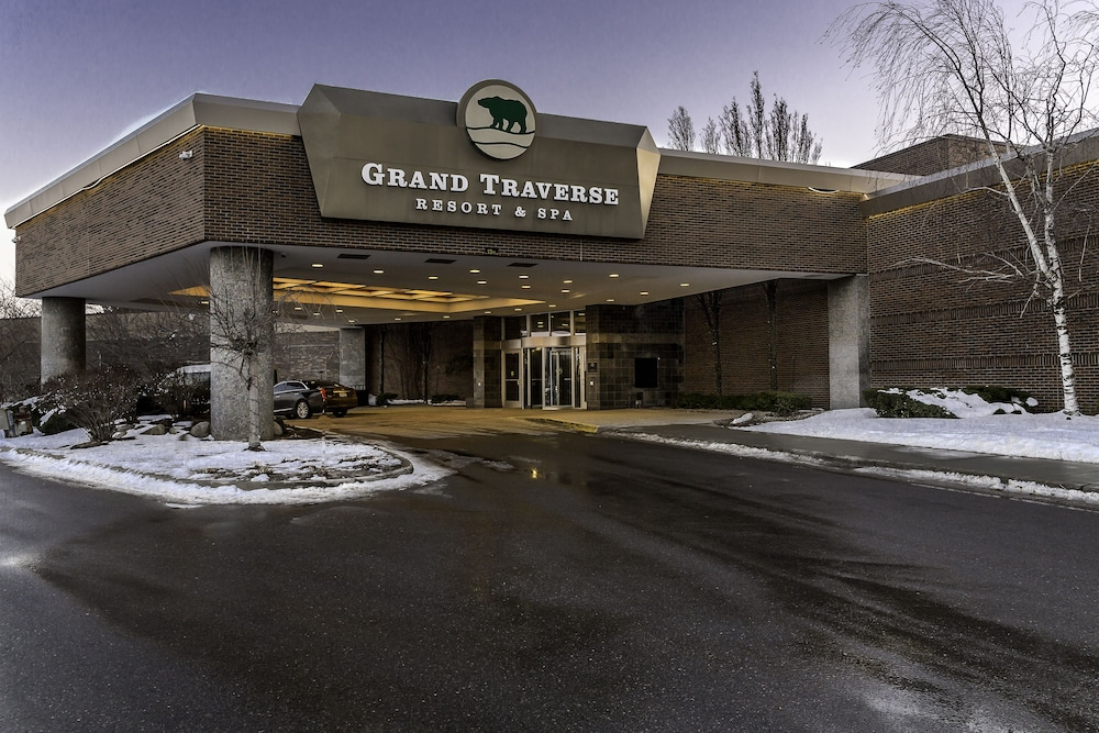 Property Entrance, Grand Traverse Resort And Spa