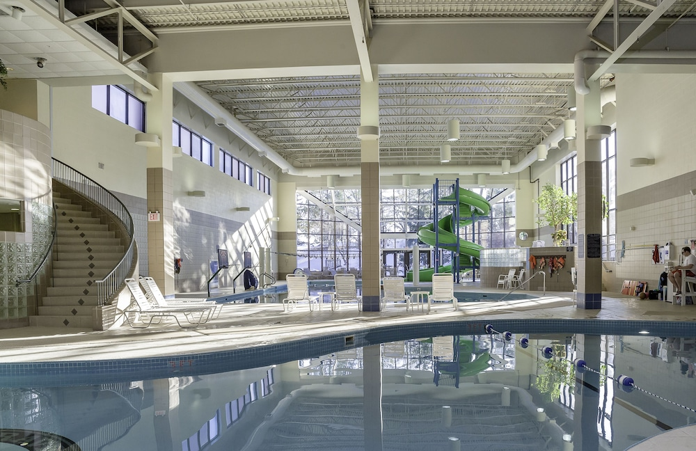 Indoor Pool, Grand Traverse Resort And Spa