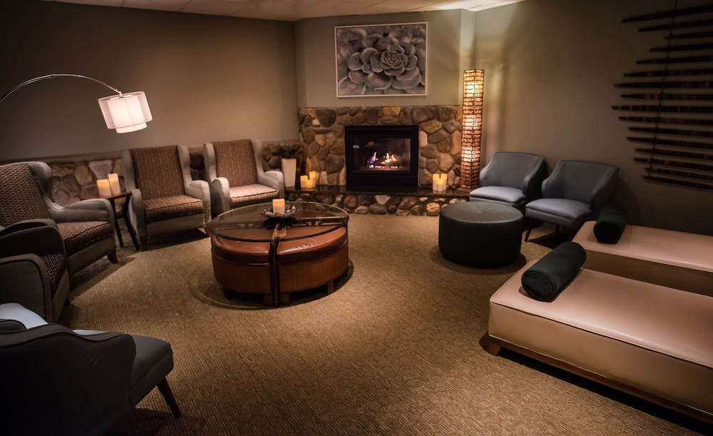 Fireplace, Grand Traverse Resort And Spa