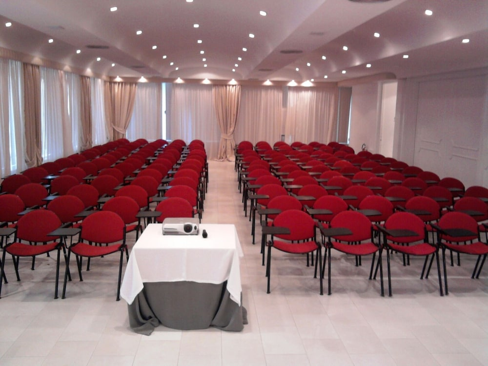 Meeting Facility, Capri Palace Jumeirah