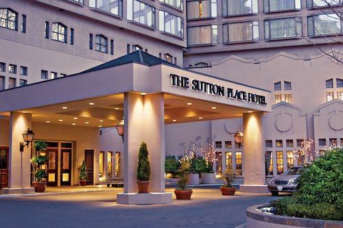 Check Expedia for Availability of The Sutton Place Hotel - Vancouver