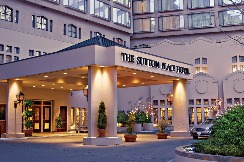 The Sutton Place Hotel Vancouver In Vancouver Hotel Rates Amp Reviews In Orbitz