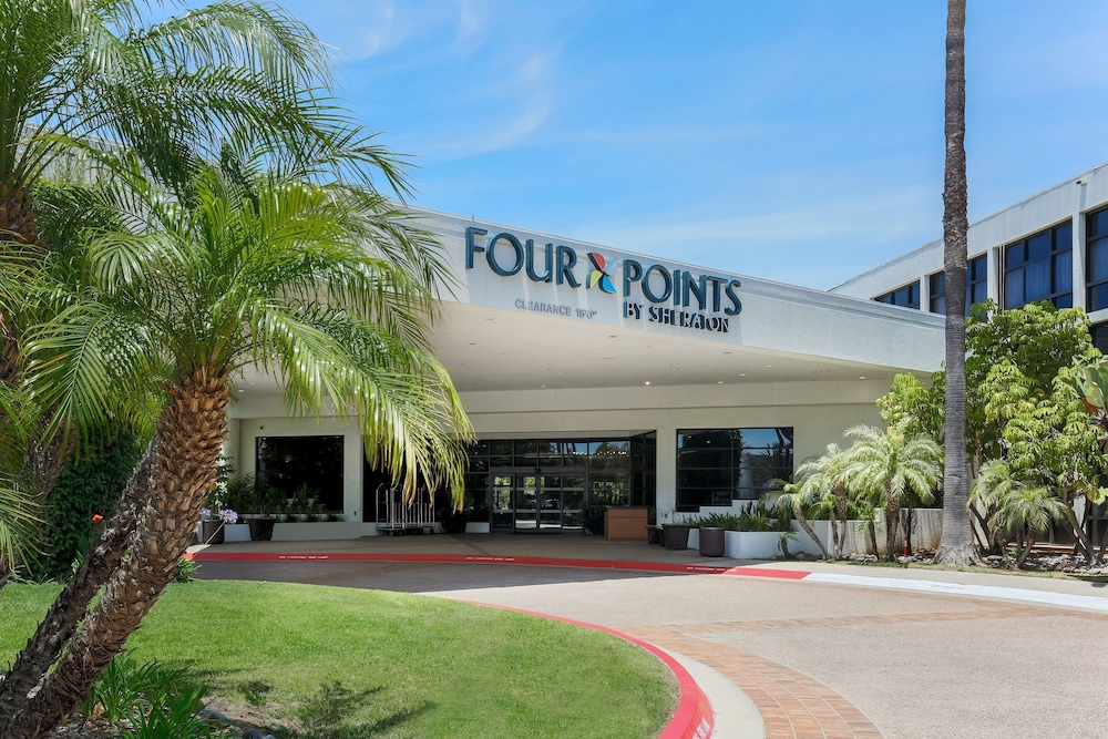 Four Points By Sheraton San Diego In San Diego Ca Expedia