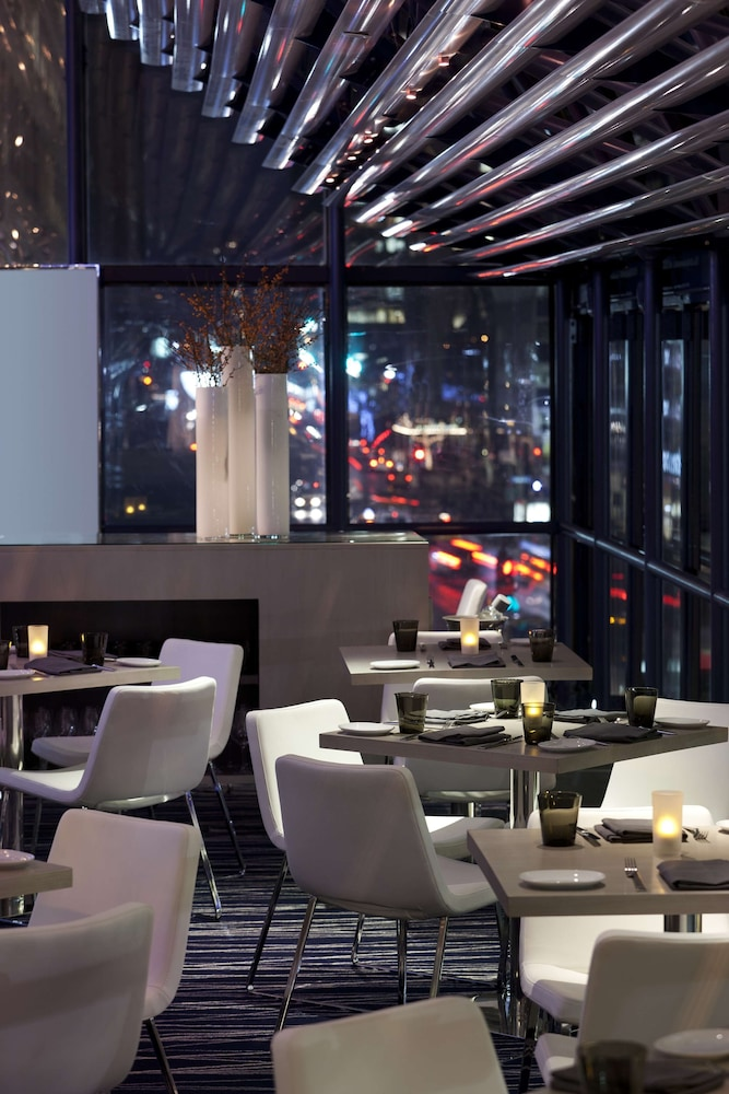 Restaurant, Grand Hyatt New York