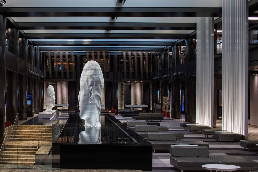 Lobby, Grand Hyatt New York