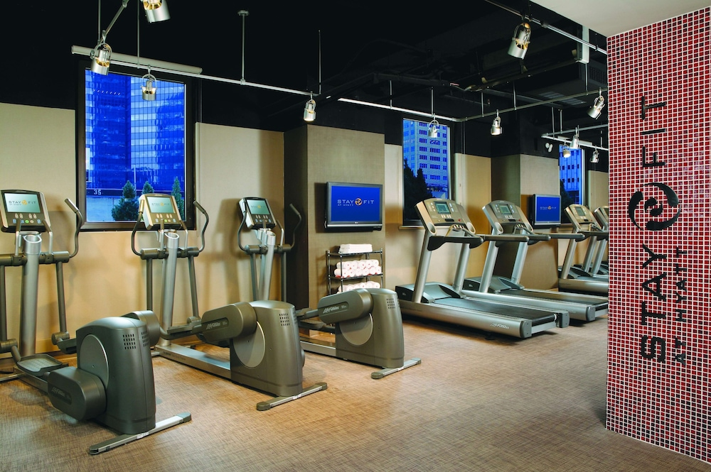 Fitness Facility, Grand Hyatt New York