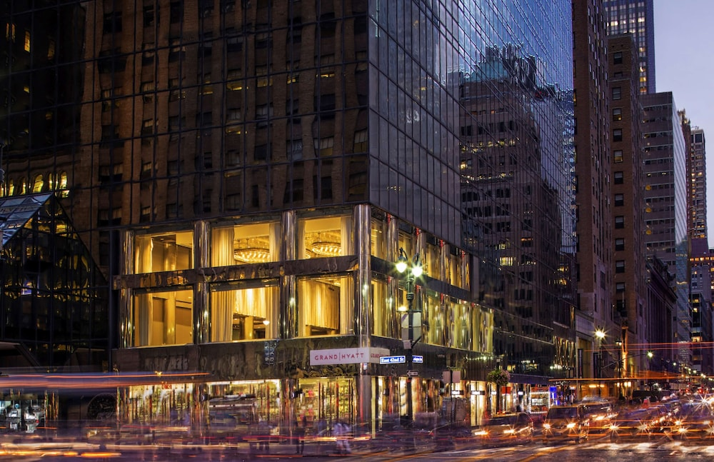 Exterior, Grand Hyatt New York
