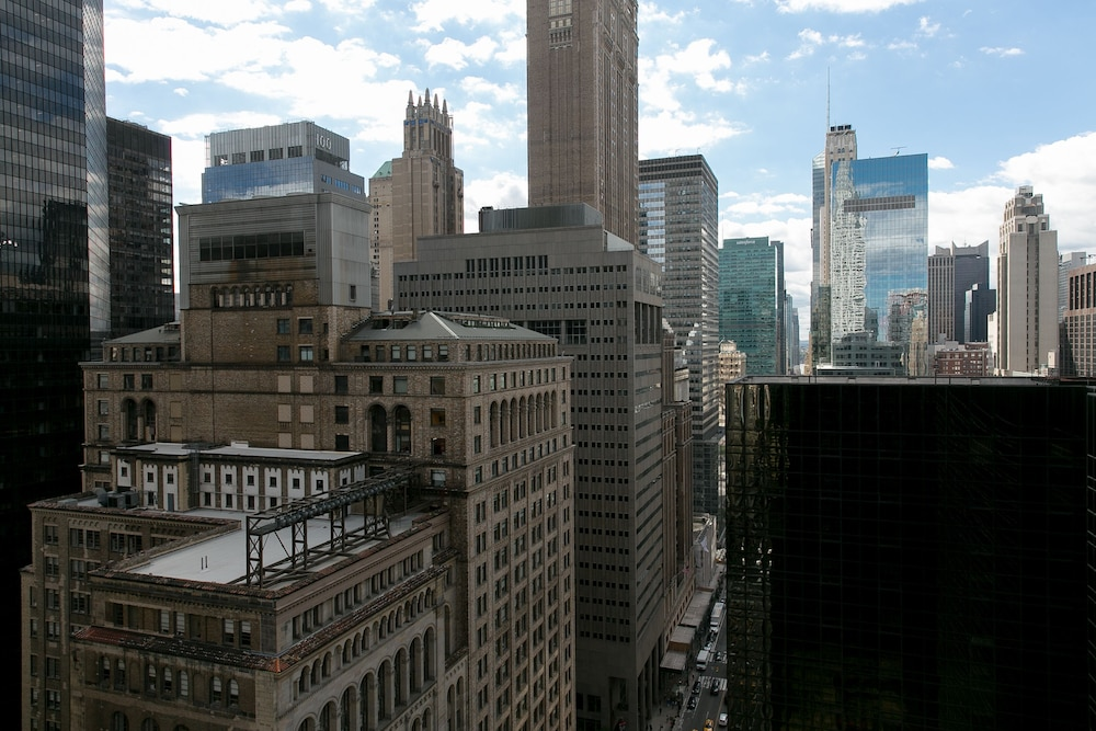 View from Property, Grand Hyatt New York