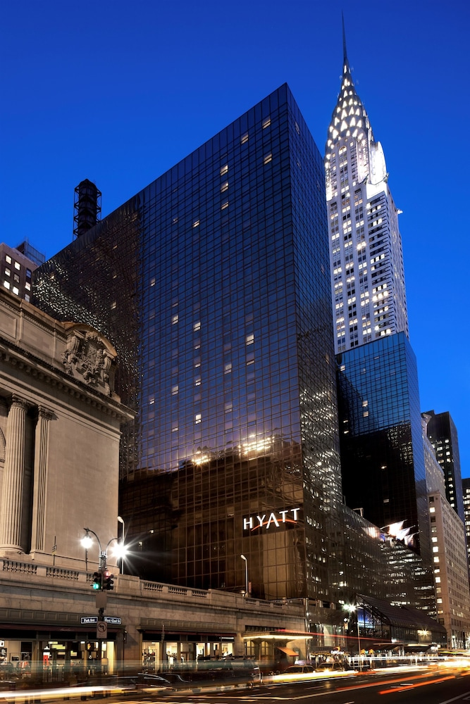 Book grand hyatt new york new york hotel deals - Grand tableau new york ...