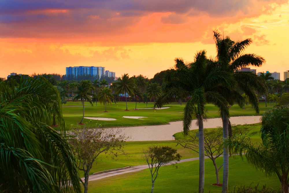 Golf, Sheraton Miami Airport Hotel & Executive Meeting Center