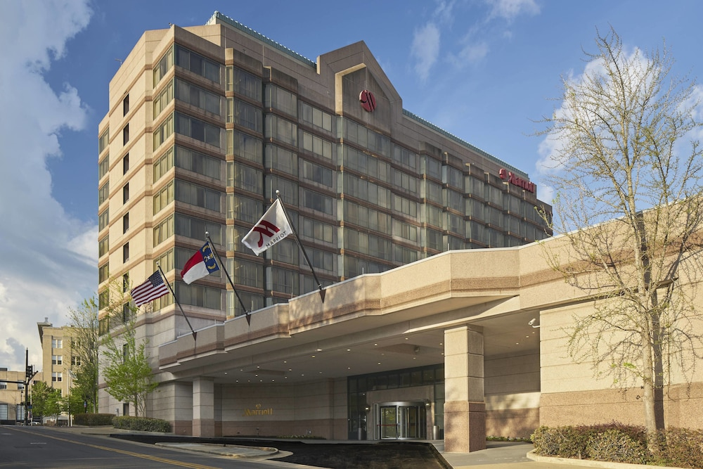Durham Marriott City Center: 2019 Room Prices $116, Deals & Reviews ...