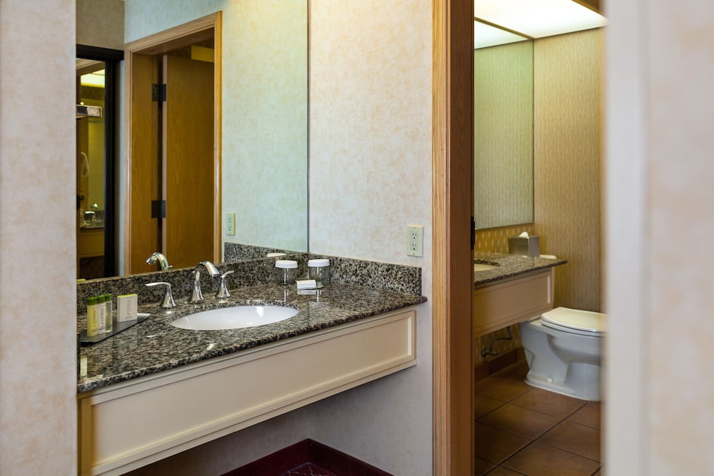 Bathroom, DoubleTree by Hilton Sonoma - Wine Country