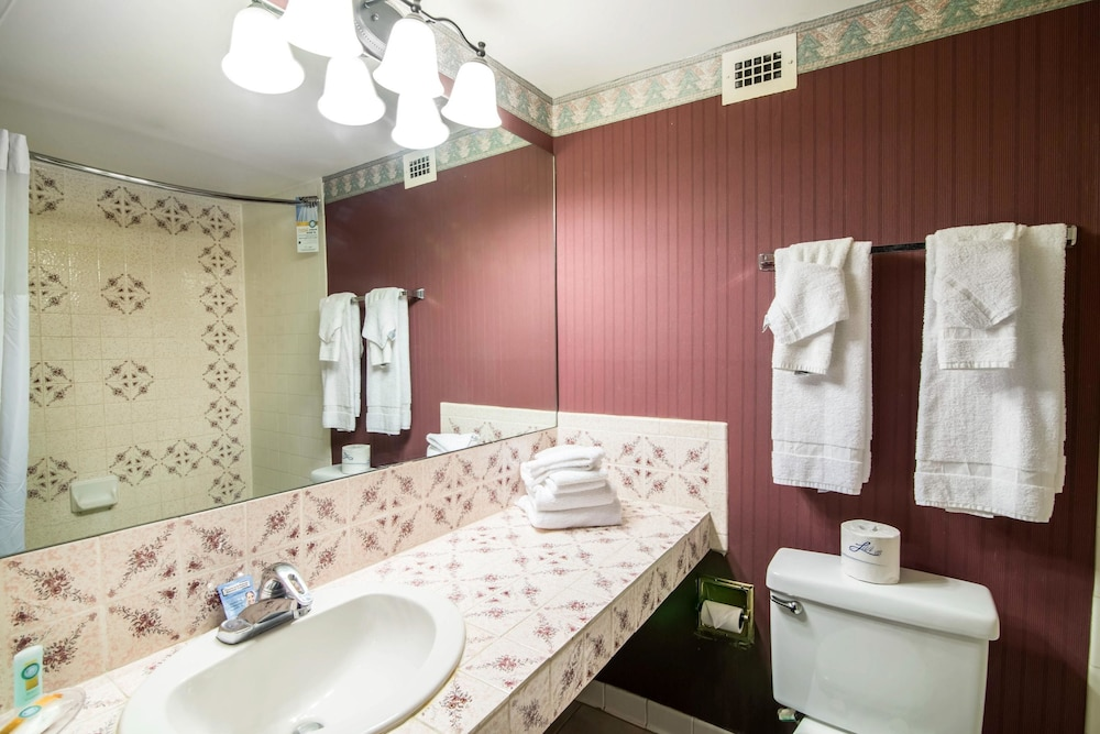 Bathroom, Quality Inn Taos