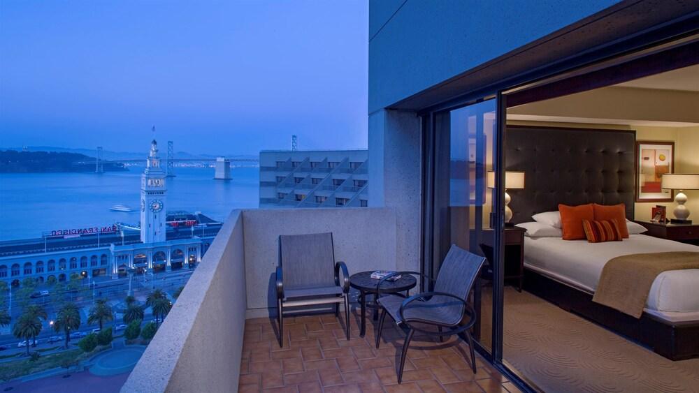 San Francisco Hotel Rooms With Balcony