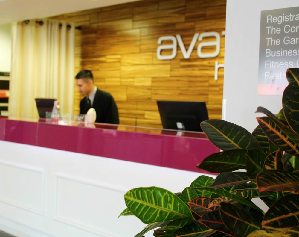 Check-in/Check-out Kiosk, Avatar Hotel, a Joie de Vivre Hotel