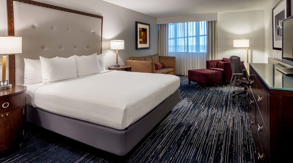 Room, Hyatt Regency Houston Intercontinental Airport