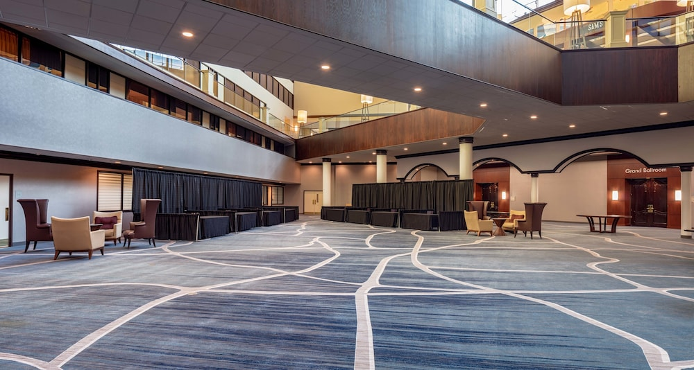 Reception Hall, Hyatt Regency Houston Intercontinental Airport