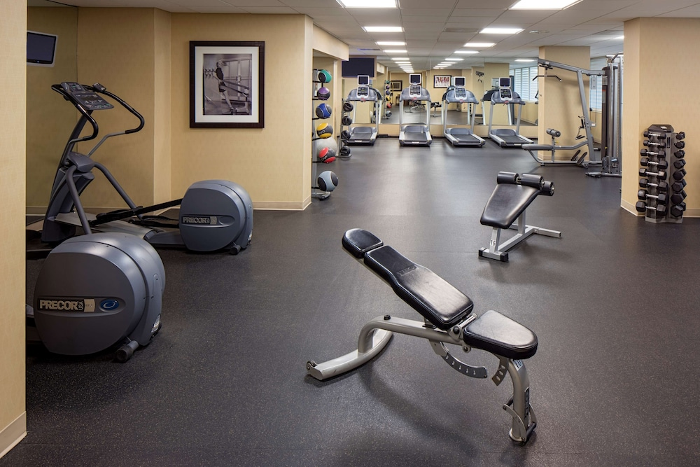 Fitness Facility, Hyatt Regency Houston Intercontinental Airport