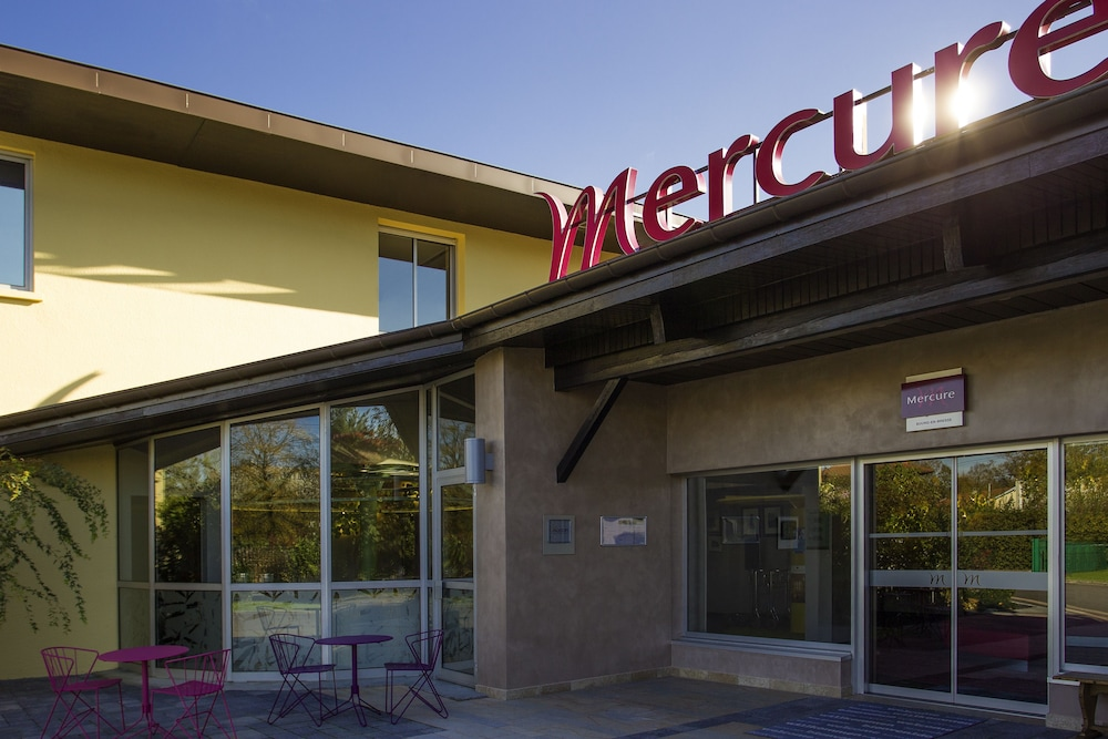 Mercure Bourg En Bresse In Bourg En Bresse Hotel Rates Reviews