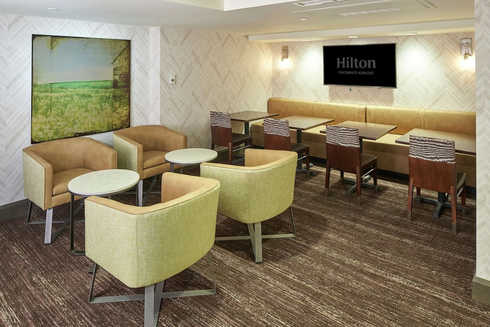 Executive Lounge, Hilton Cincinnati Airport