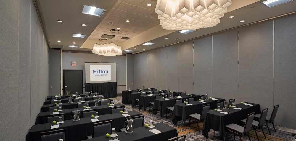 Meeting Facility, Hilton Cincinnati Airport