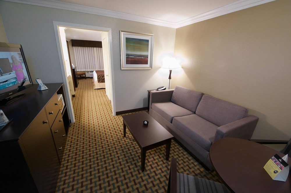 Living Area, Best Western Plus Orchid Hotel & Suites