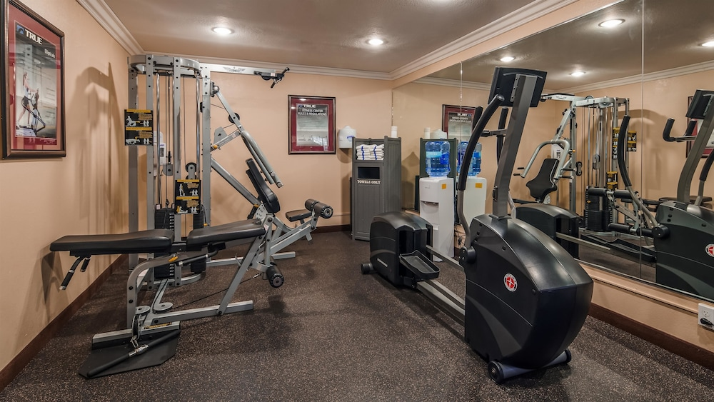 Fitness Facility, Best Western Plus Orchid Hotel & Suites