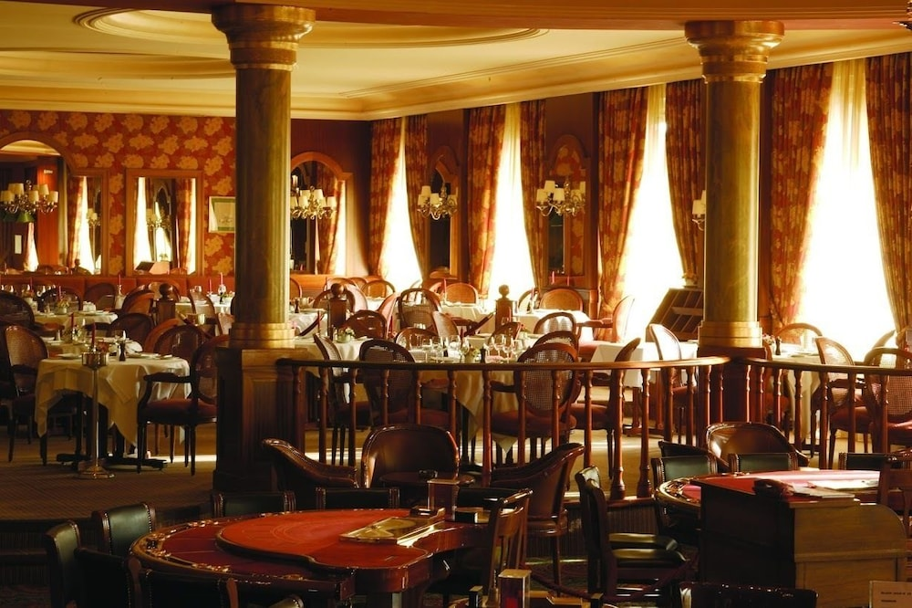 Casino de divonne restaurant le magic