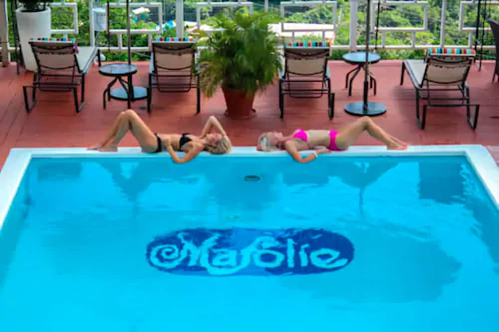 Outdoor Pool, Mafolie Hotel