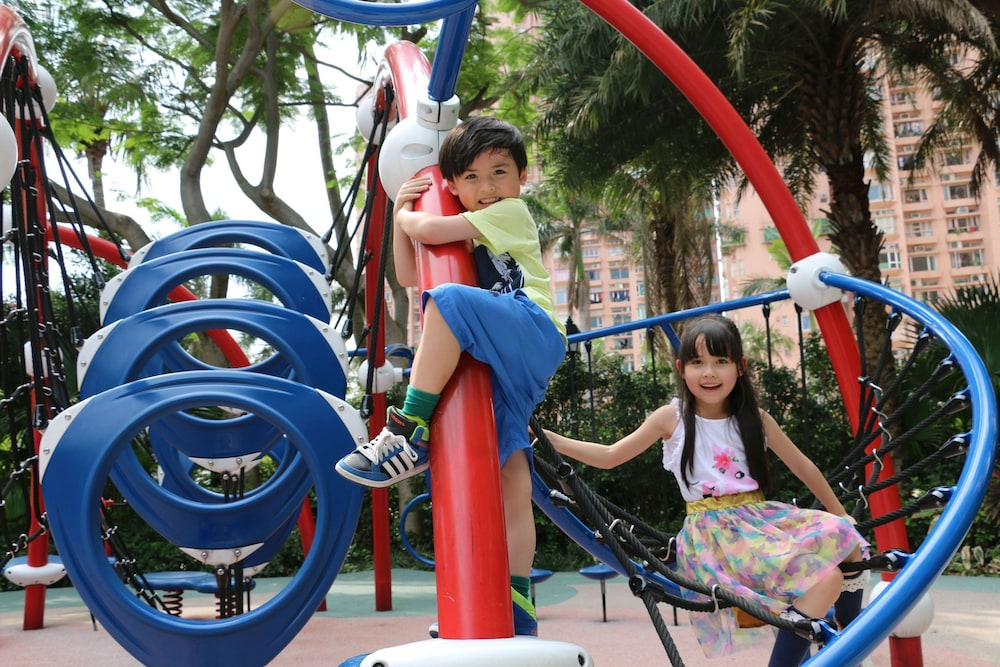 Children's Play Area - Outdoor, Hong Kong Gold Coast Hotel