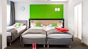 1 Schlafzimmer, Allergikerbettwaren, Select-Comfort-Betten, Schreibtisch