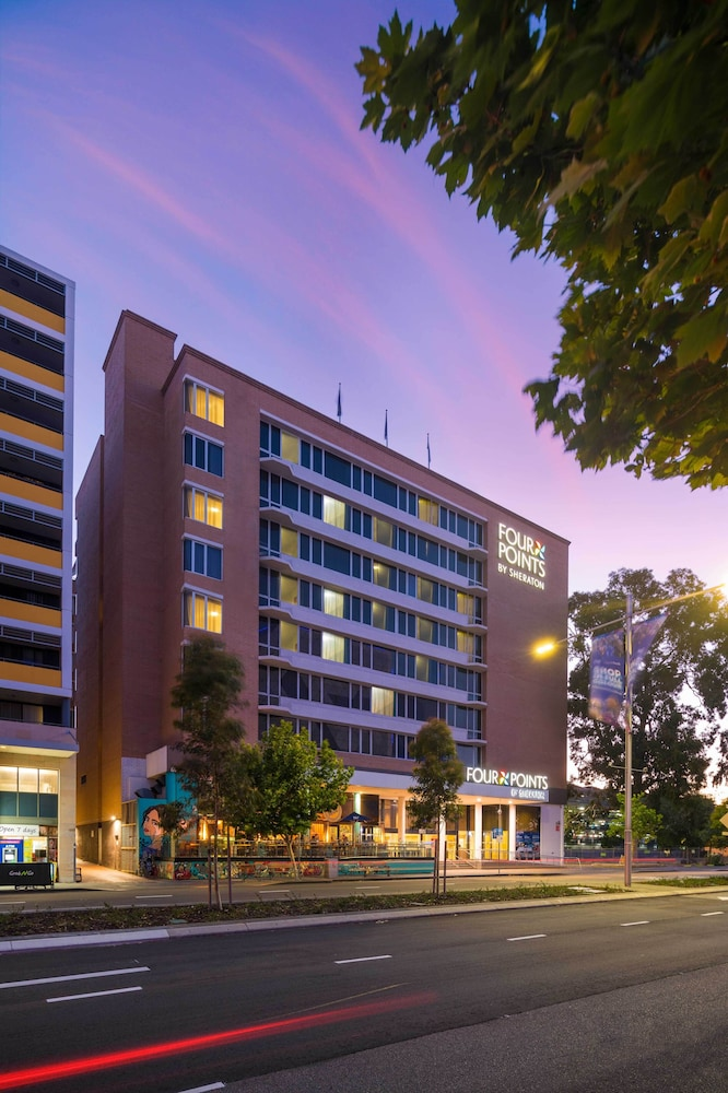 Front of Property - Evening/Night, Four Points by Sheraton Perth