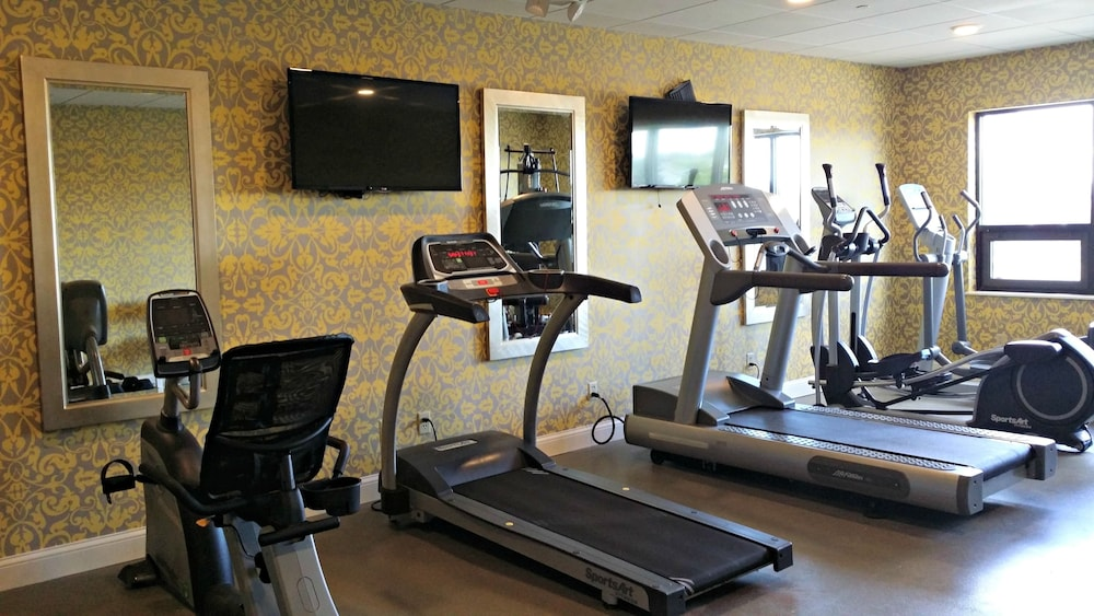 Fitness Facility, Holiday Inn Express Janesville - I-90 & US Hwy 14