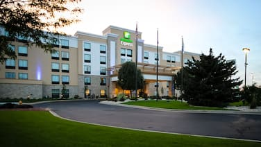 Holiday Inn Express Janesville - I-90 & US Hwy 14
