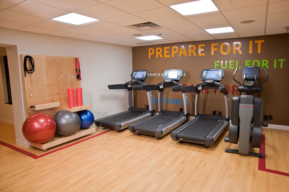 Fitness Facility, Sheraton Westport Chalet Hotel St. Louis