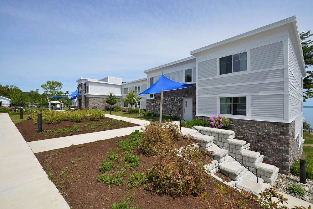 Property Grounds, Atlantic Oceanside Hotel & Conference Center