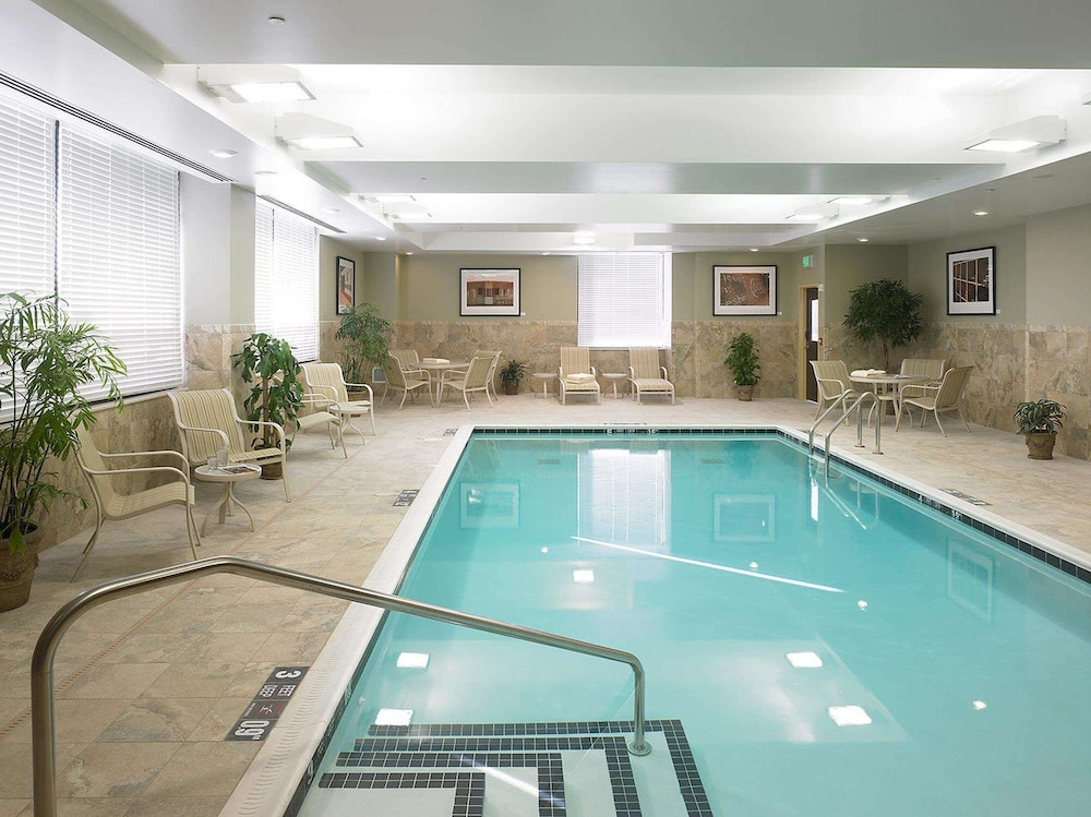 Pool, The Strathallan Rochester Hotel & Spa- A DoubleTree by Hilton