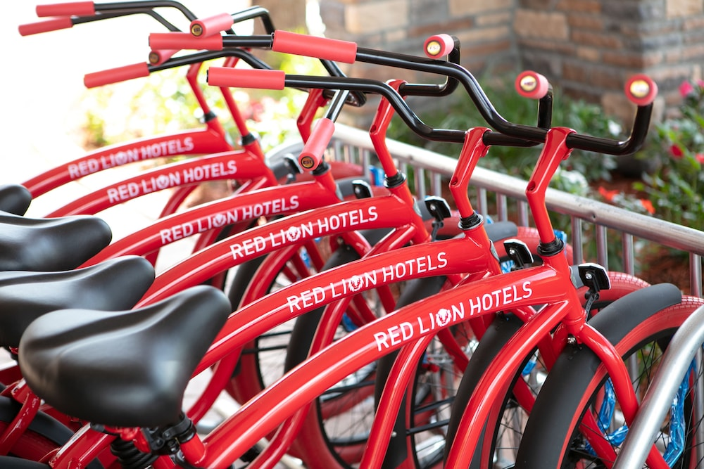 Bicycling, Red Lion Hotel Boise Downtowner