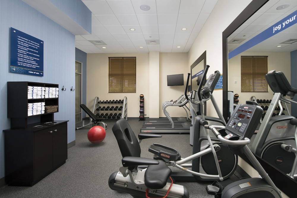 Fitness Facility, Red Lion Hotel Boise Downtowner