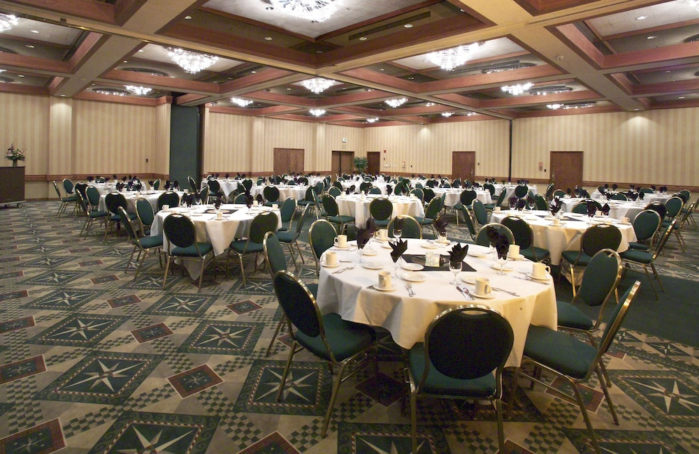 Ballroom, Red Lion Hotel Boise Downtowner