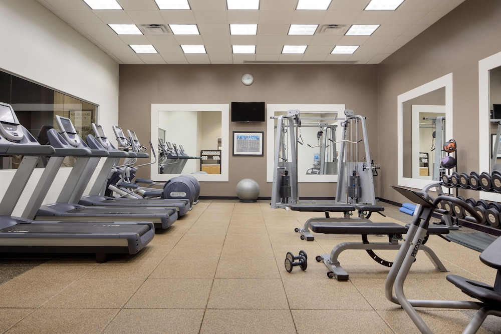 Fitness Facility, Doubletree by Hilton Philadelphia Airport
